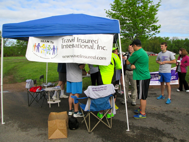 Relay for Life 5K race photo